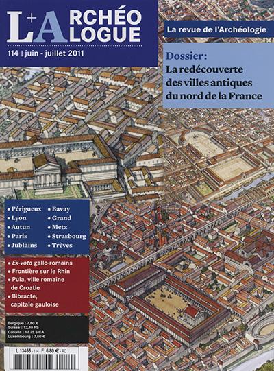 Numéro 114-Juin-Juillet 2011