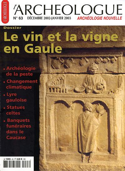 Numéro 63-Décembre 2002-Janvier 2003