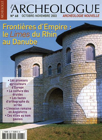 Numéro 68-Octobre-Novembre 2003