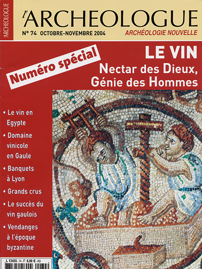 Numéro 74-Octobre-Novembre 2004