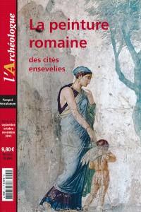 La peinture romaine des citées ensevelies