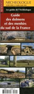 Guide des dolmens et des menhirs du sud de la France