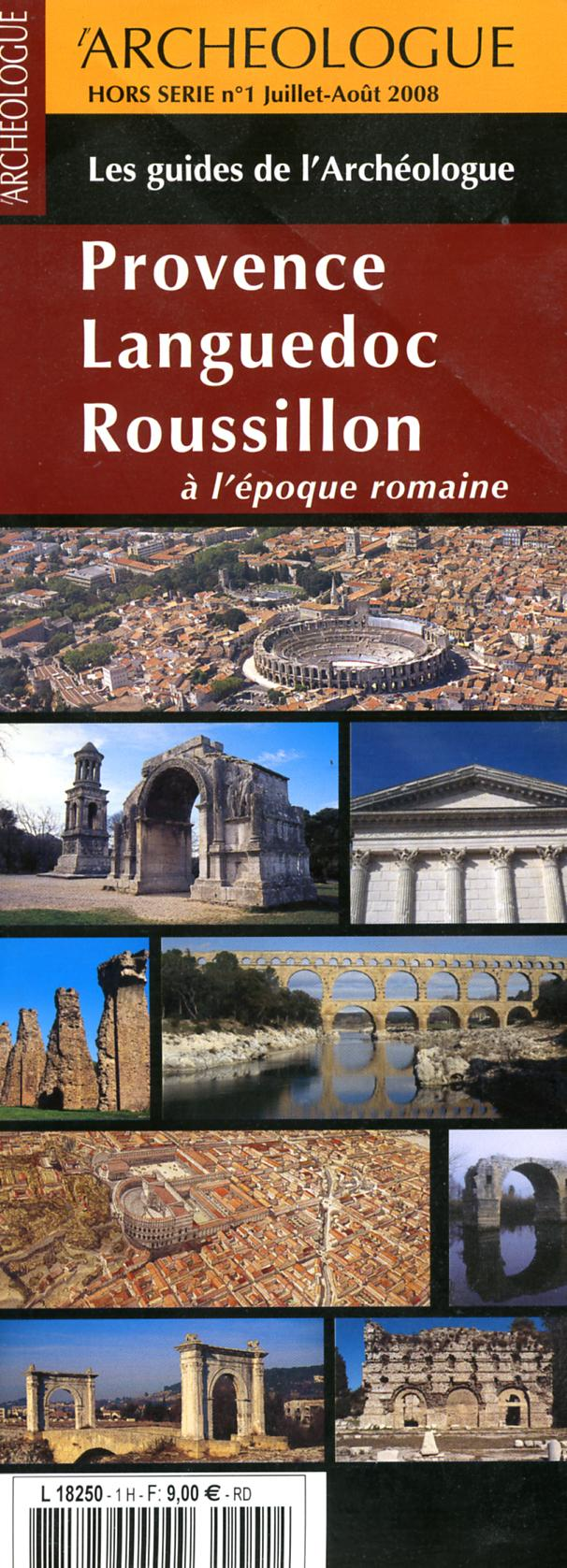 Guide Provence Languedoc Roussillon