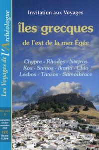 Les voyages de l'Archéologue : Îles grecques de l'est de la mer Égée