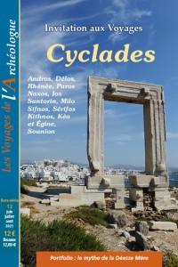 Les voyages de l'Archéologue : Cyclades